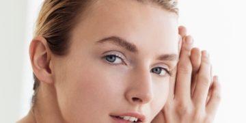 Augen- und Handpflege